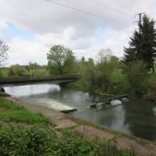 East Alton Baker Park: Canoe Canal
