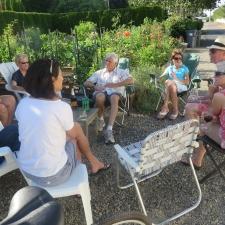 Quail Run Gardens: Informal Social