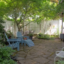 A Homeowner's Outdoor Area